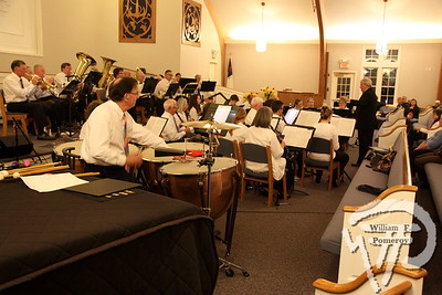 BAPTIST CHURCH — brewster band concert • 4 . 26 - 2013