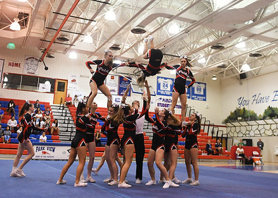 Cheer: Heritage - 2016 Loudoun County Championship 10.5.16