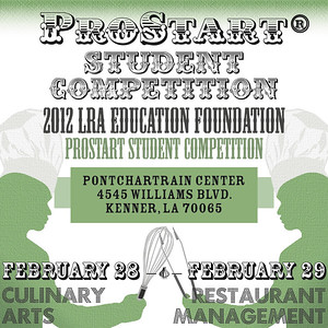2012 Louisiana ProStart Student Competition