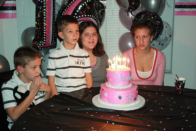 Shaylen's Sixteenth Birthday