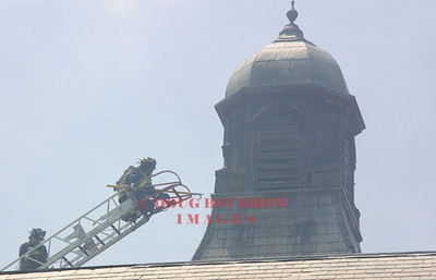 Foxborough, MA - 3rd Alarm, Former State Hospital, 7-14-06