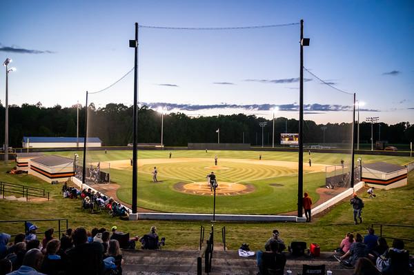 NDHS Baseball vs East Davidson