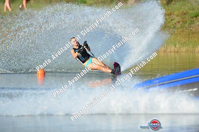 Girls 2 (13 Years and Under) - Turnpike Slalom Lake