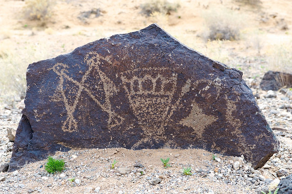 Petroglyph National Monument and Old Town