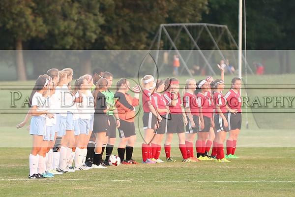 USJ girls soccer v Lexington 9-3-15