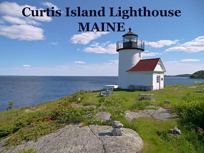 Curtis Island Light, Maine