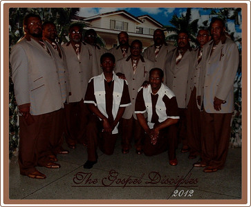 "The 14th Anniversary of  ""The Gospel Disciples"""