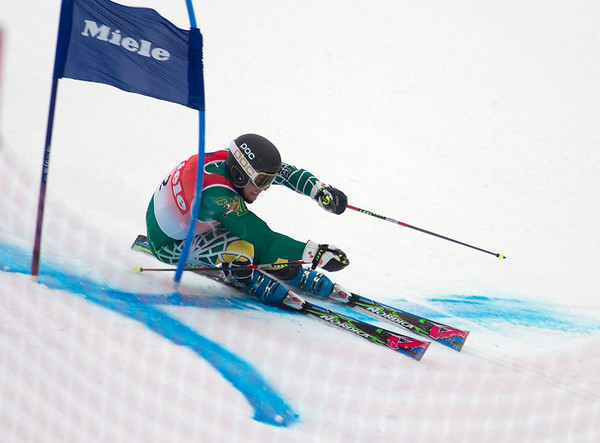 Ski Racing - BC Miele Cup - Men's GS - Panorama - December 2011