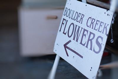 Boulder Creek Flowers