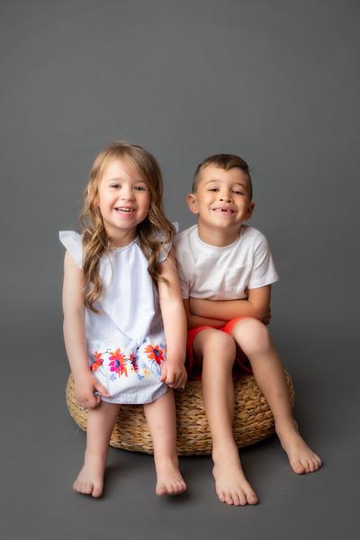 CHILD MINI SESSIONS-Eli, Nat and Quinn [For Kathryn]