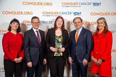 2019 Conquer Cancer Top Donors at Opening Session