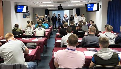 Семинар - Нижний Новгород - 31.05-03.06.2018