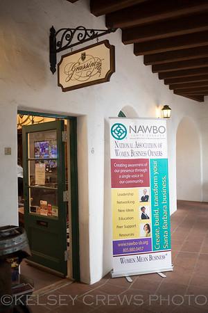 NAWBO Bravo Reception at Grassini