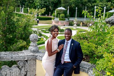Ashton and Alexia's Engagement Shoot