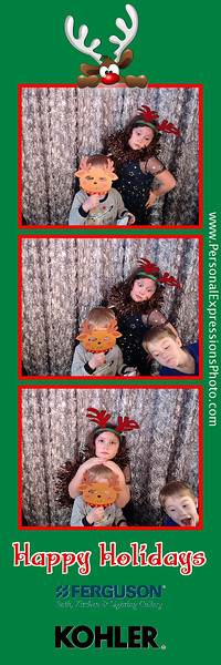 2018 - Feguson's Kid's Holiday Party
