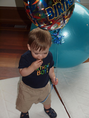 Links 1st Birthday