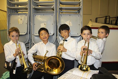 ALF Music Students Present Winter Concert