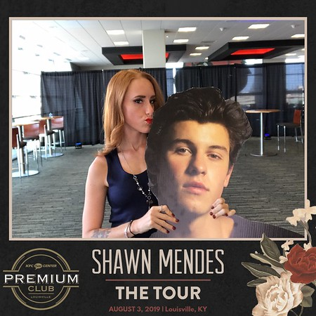 Shawn Mendes - The Tour - KFC Yum! Center August 4, 2019