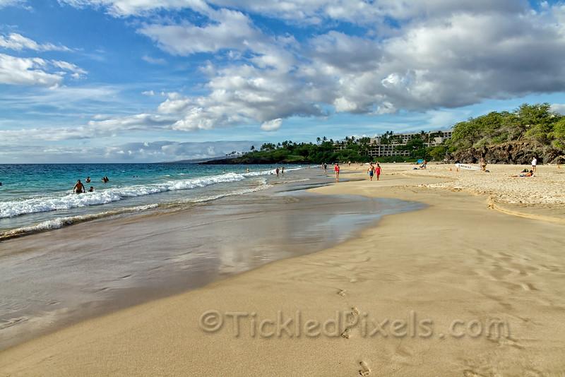 Hāpuna Beach