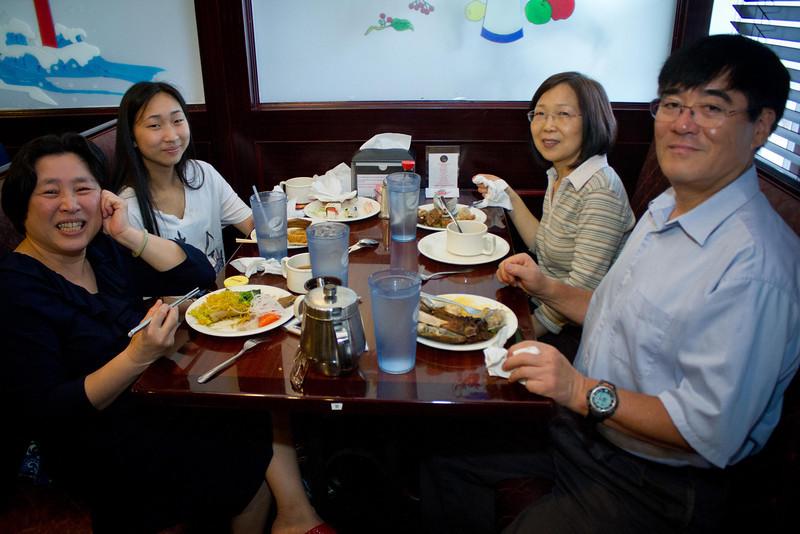 Teachers Dinner 5/6/2012