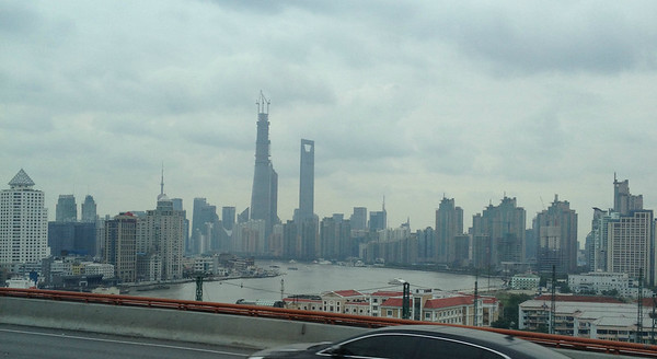 Shanghai (October 2013)