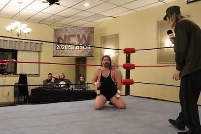 """""""Masshole"""" Mike McCarthy vs. Zachary Pierre Beaulieu"""