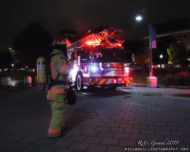 Apparatus shoot - Montreal, Quebec 10/14/19