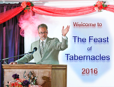 Feast of Tabernacles 2016