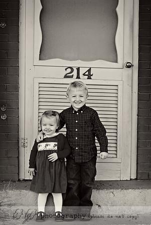 My Niece & Nephew!!
