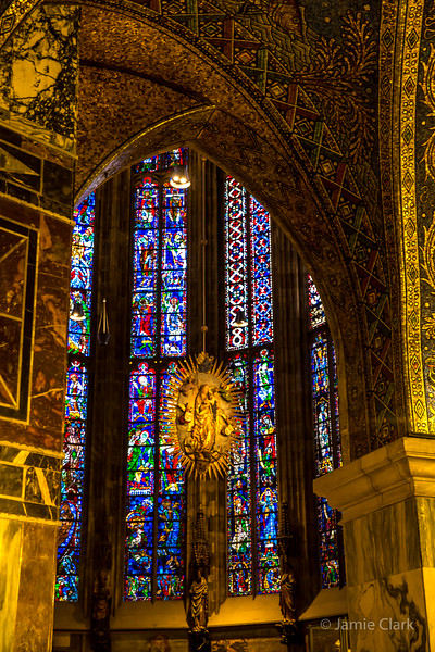 Aachen Cathedral. Aachen, Germany