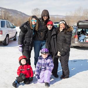 Valentine's Day 2014 Ski Trip