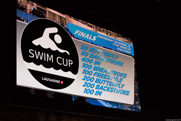 Day 1 - Finales - Swim Cup 2017