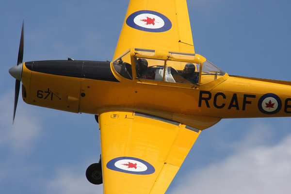 Old Warden : 18th July