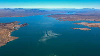 Lighthawk Lake Mead Flight July 2020