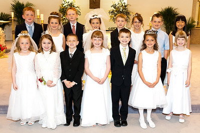 2013 First Communion