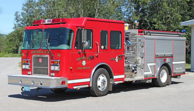 Engine 4 2006 Spartan / Crimson 1250/1000