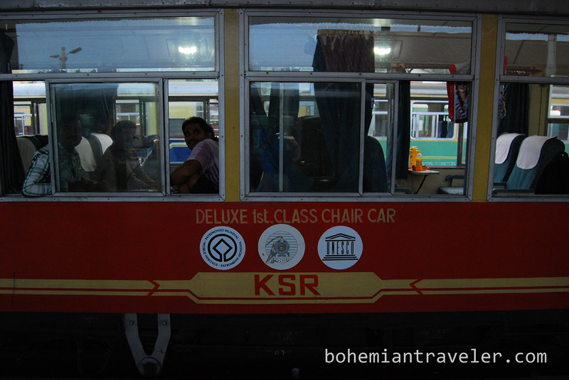 The Kalka - Shimla Toy Train