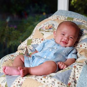 Baby Tyler Kawata