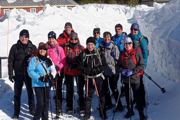 WHITE MOUNTAIN (8 au 10 mars 2019)