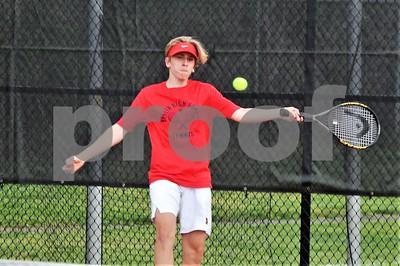 BHS BOYS TENNIS VS PLATT 5-12-21
