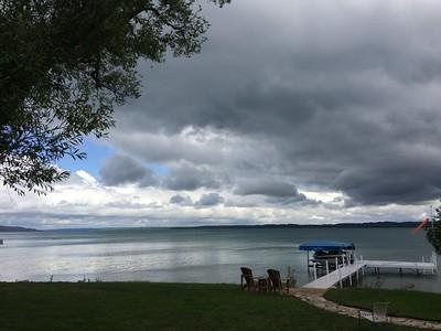 Torch Lake 2015