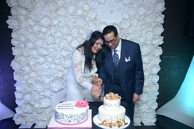 Naveen & Meenakshi's Reception