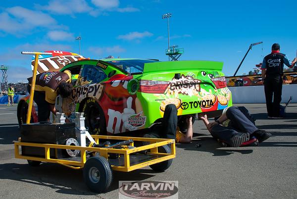 NASCAR Sonoma 2015