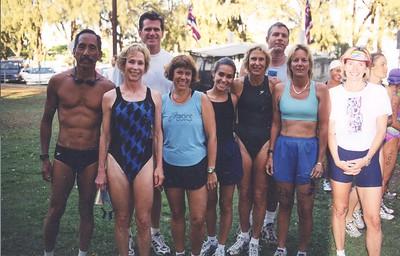 4th Annual OCC Biathlon 6-16-2001