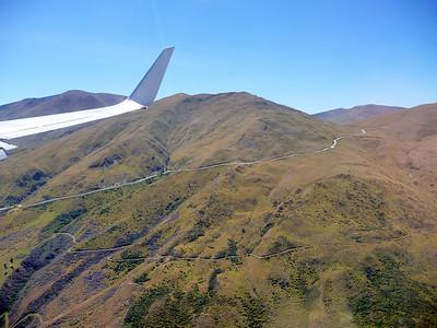 South Island, New Zealand - February 2009