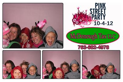 Pink Street Party Buffalo, MN