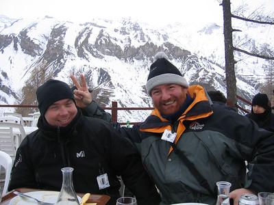 Ski trip to Auron 2nd March 2006