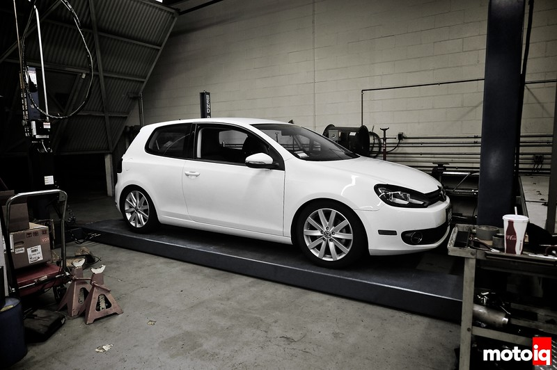 Project MKVI Golf TDI Handling Upgrades Finished Part 1