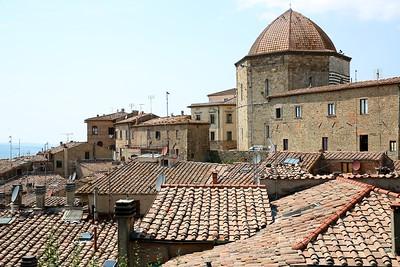 Volterra; Italy; I;