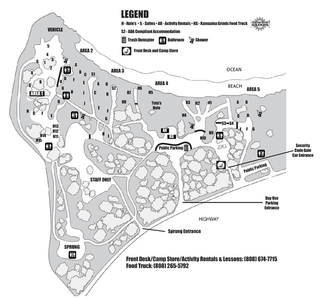 Malaekahana State Recreation Area